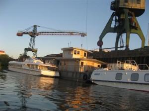 Baidarėmis-Nemuno-Upe
