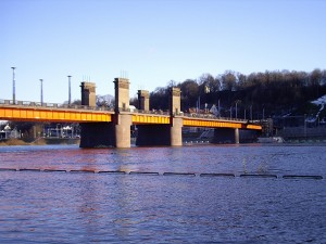 Kauno-Aleksoto-Tiltas-Per-Nemuno-Upę