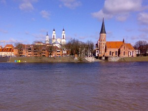 Kauno-Miesto-Vaizdai-Nuo-Nemuno-Upės