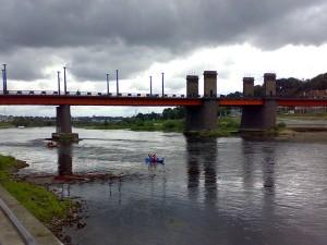 Plaukimas-Nuo-Kauno-Hidroelektrinės